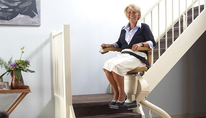 Monte escalier PMR