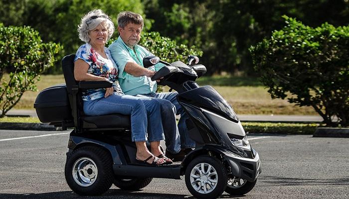 Mini scooter PMR
