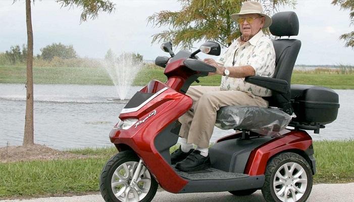 Le mini-scooter électrique