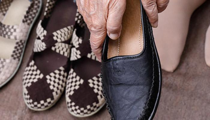chaussures confortables en ligne pour femmes seniors