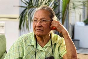 Soutien de la mobilité de la personne âgée