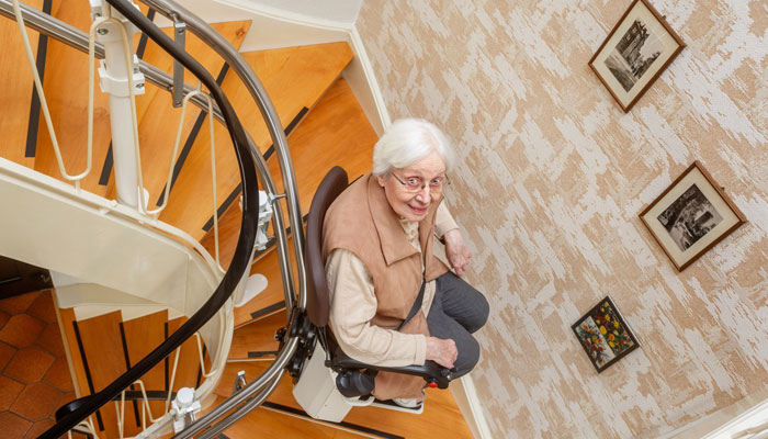 Achat de monte escalier d'occasion