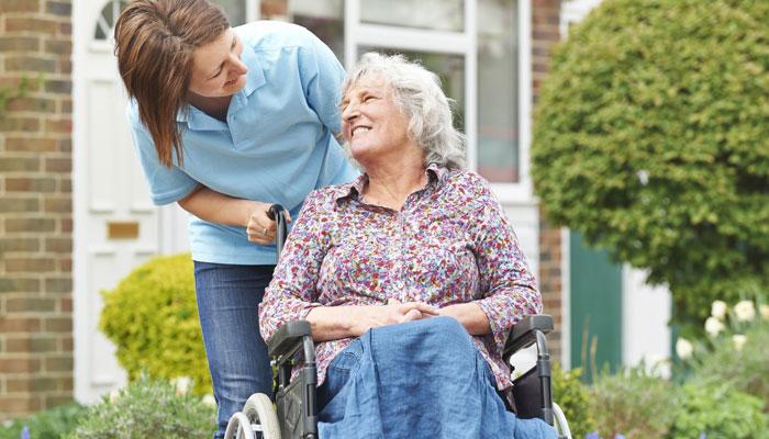Seniors handicapees